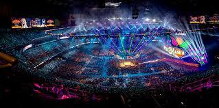 Wrestlemania Superdome Seating Chart