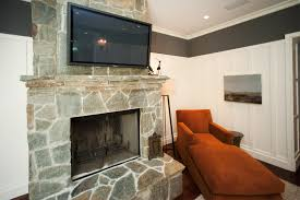Stone Fireplace Remodel Living Room Remodel Nexxus Remodeling