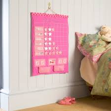 The Room Three Star Chart Buy Fiesta Crafts Wall Hangings Star Chart Pink