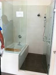 Designs Mesmerizing Shower Tub Combinations Small Bathrooms 17