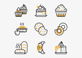Bakery Africa Icons Png Free Transparent Png Download Pngkey