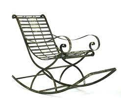 outstanding iron rocking chair iron rocking chair metal rocking chairs outdoor uk