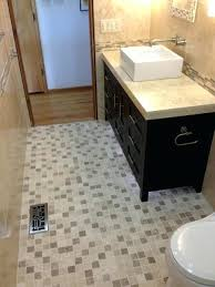 mosaic bathroom floor tile ideas. Beautiful Floor Mosaic Bathroom Floor Tile Ideas Good Looking Traditional Tiles Full Size To