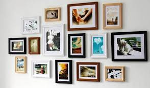 Create the wall display your house needs