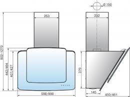 Купить наклонную <b>вытяжку Elikor</b> (Эликор) <b>Кварц</b> 60П-1000-Е4Д в ...