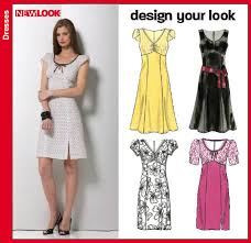 Patterns For Dresses Inspiration New Look 48 Misses Dresses