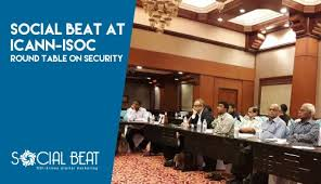 the internet society s isoc chennai chapter held a round table discussion on how security has become a mainstream concern as part of the icann s domain