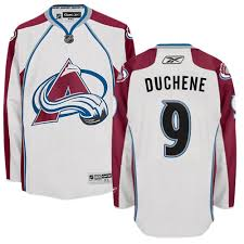 Avalanche Kids Premier Youth Jersseys Tall Big Womens And Duchene Authentic Matt Jersey Replica
