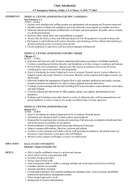 medical administration resume examples medical administrator resume samples velvet jobs