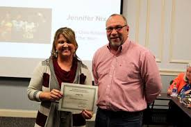Propelling students forward: Nix honored for teaching of civics ...