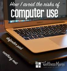 how i avoid the risks of computer use