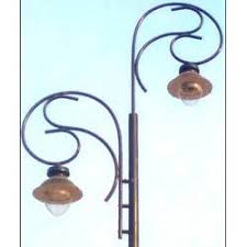 Small Picture Manufacturer of Decorative Pole Lights Casted Pole Light by