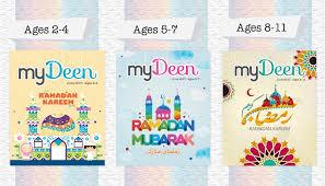 Getting Kids Involved In Ramadan Mydeen Magazines