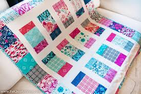 Charm Box: Free Quilt Pattern with Fat Quarter Shop - The Jolly ... & Charm Box quilt in the Paradiso collection by Kate Spain Adamdwight.com