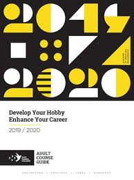 2019 20 Adult Course Guide By East Sussex College Issuu