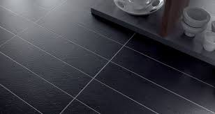 Slate Flooring For Kitchen Picture Of Black Stone Flooring Kitchen Slate Vinyl Effect Stone
