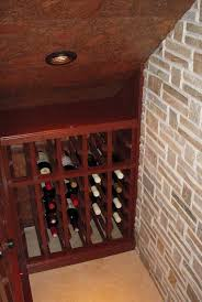 Small wine racks Stackable Wine Vigilant Custom Wooden Wine Racks Can Be Used In Any Large Or Small Residential Or Commercial Spacer Vigilants Wine Cellar Small Wine Rooms Small Wine Cellars Small Wine Spaces