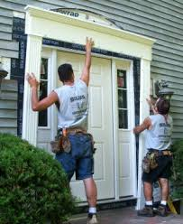 front door trim kitRepairing a Rotten Door Entry  THISisCarpentry