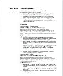 Example Customer Service Resumes Resume Examples Customer Service ...