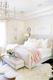 A Pink, White & Gold Shabby Chic Glam Girls Bedroom, Blush And Gold ...