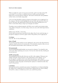 How To Write A Resume Cover Letter Examples cover letter email sample apa examples 99