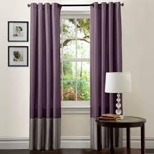 Lush Decor Lake Como Curtains Purple Window Curtains