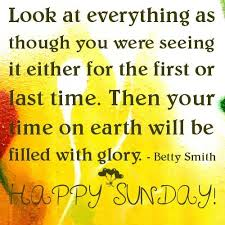 Sunday Beautiful Quotes Best Of Quotes About Beautiful Sunday Morning 24 Quotes