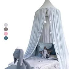 Round Hanging Dome Mosquito Net Bed Curtain Bed Canopy Mosquito Net ...