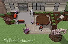 Paver Patio Design Ideas stunning designing a patio layout 17 best ideas about patio layout stylish designing a patio layout