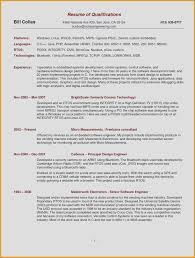 Java Developer Resume Best Java Developer Resume New Android