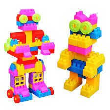 Bộ xếp hình sáng tạo Nhựa Chợ Lớn 18 - M1025-LR, giá chỉ 74,000đ! Mua ngay  kẻo hết!