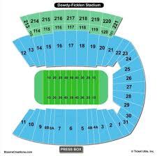 Firstenergy Stadium Concert Seating Chart Dowdy Ficklen Stadium Seating Chart Seating Charts Tickets