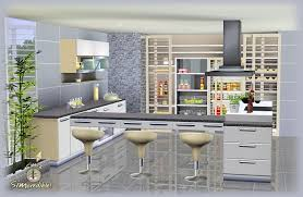 sims 4 kitchen design. form u0026 function kitchen pantry and clutter set by simcredible designs sims 4 design