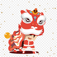 Each of our images was carefully chosen for quality and is free to download. Chinese New Year Lion Dance Cartoon