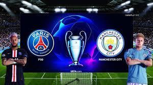 PES 2020 - PSG vs Manchester City - UEFA Champions League - Gameplay PC -  Neymar vs Aguero - YouTube