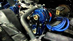 Insane Mechman 5 alternator install Johnathan Price - YouTube