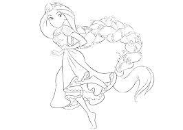 Princess Ariel Coloring Page Princess Coloring Pages To Print Color