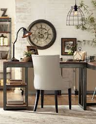 Industrial home office Interior Design The Industrial Look office Pinterest The Industrial Look office Home Office In 2019 Vintage Home