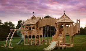 diy outdoor playset plans wooden outdoor playset plans design