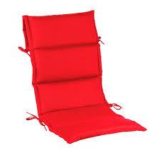 outdoor mid back cushion