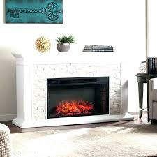 bobs furniture electric fireplace review narrow