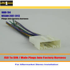 high quality aftermarket stereo wiring harness adapters buy cheap Aftermarket Stereo Wiring Harness Adapters for nissan pathfinder quest rogue male iso radio wire cable wiring harness car stereo aftermarket radio wiring harness adapter