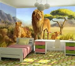 Kids Wallpapers For Bedroom Aliexpresscom Buy Custom 3d Photo Wallpaper Kids Room Mural