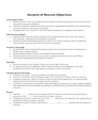 Strong Objective Statements For Resume Mesmerizing Sample Resume Objective Statements For Office Assistant Re