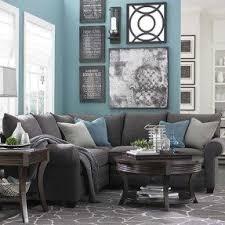 Silver Living Room Furniture  FoterSilver And Blue Living Room