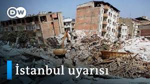 """İstanbul'da 30 yıl içinde 7,4 büyüklüğünde deprem olasılığı yüzde 70"""" - DW  Türkçe - YouTube"""