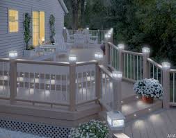 Patio Post Lights The Domain Name Graanite Com Is For Sale Solar Deck Lights
