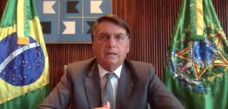 Me acusar de facínora é discurso de quem não tem discurso', diz Bolsonaro  sobre críticas de Doria | Jovem Pan