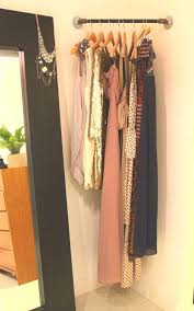 clothes storage solved by 17 ingenious low cost diy closets swiftly 6