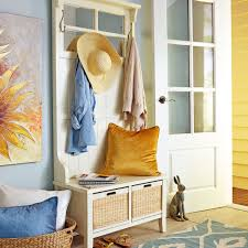 Hall Seat Coat Rack Mudroom Hallway Seat Long Entryway Bench Hall Tree With Bench And 80